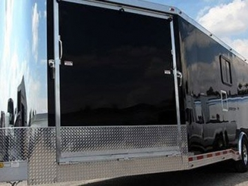 6 Ft Wedge Nose, Trailer Sizes, Custom Trailer, Options