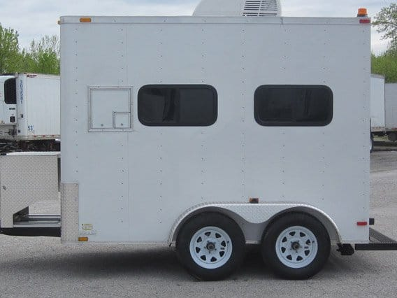 Custom Trailers, Fiber Optic, 6ft, 10ft, Cable Splice