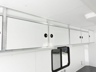 Custom Trailers, Office, Classroom, 7ft,12ft, Aluminum, Office T