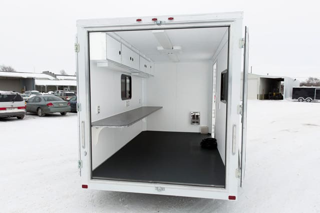 Small Office Trailer Custom Trailers Mo Great Dane Trailers