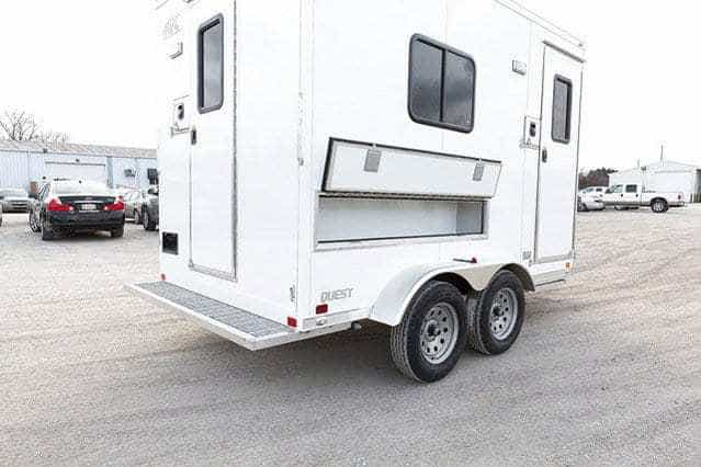 7x12, Fiber Optic Trailer Plus, ATC, Splicing Trailer, Custom Trailer, MO Great Dane