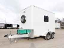ATC 7x12 Fiber Optic Trailer Plus