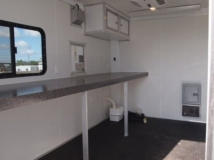 7x12, Steel, Fiber Optic Trailer, In Stock, Custom Trailer