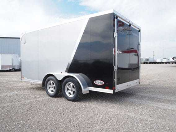 7x14, ATC Raven, Motorcycle Trailer, Sport Trailer, Custom Trailer, Mo Great Dane