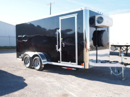 7x16 Refrigerated Cargo Trailer