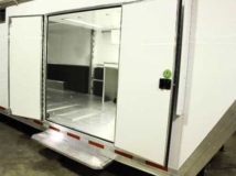 Double Side Door, Custom Trailer Options