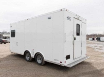 8.5x18, VA, Mobile Communications Trailer, Office Trailer, Emergency Trailer, Custom Trailer, MO Great Dane, ATC