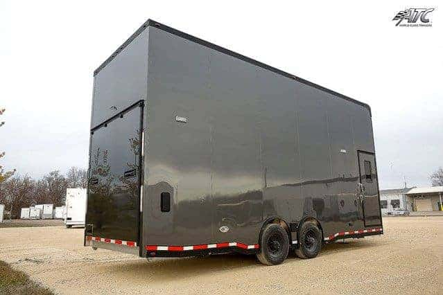 8.5x24, ATC, Stacker Trailer, ST305, Car Hauler, Custom Trailer