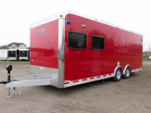 Custom Trailers, Fiber Optic, In Stock, 8.5ft, 24ft, Command Response