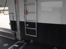8.5x26, ATC, Aluminum Stacker Trailer, Car Hauler, Custom Trailer