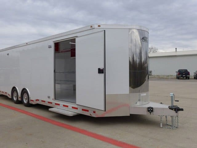 8.5x26, ATC Quest CH405, Bumper Pull, Race Trailer, Car Hauler, Custom Trailer