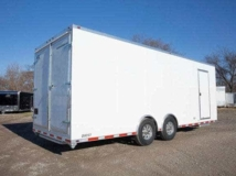 8.5x26, 26 ft, USCG Dive Team, Rescue Trailer, Response Trailer, Emergency Response, Custom Trailer, MO Great Dane