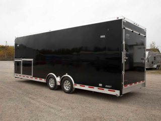 8.5x26, 26 ft, Dive Team, Response Trailer, Rescue Trailer, Custom Trailer, MO Great Dane