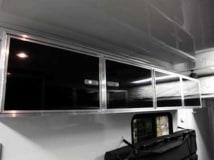 Aluminum Overhead Cabinet, Storage, Custom Trailer Options