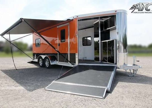 Motorcycle Trailers 4