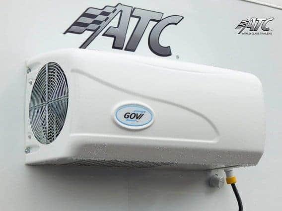 Custom Trailers, Refrigerated, Cargo, ATC, Govi