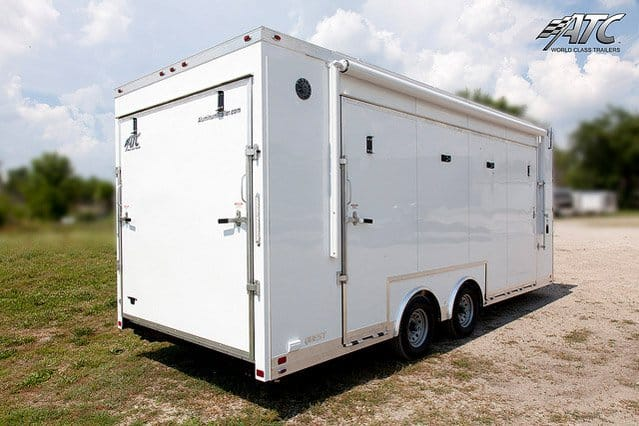 Custom Trailers, Mobile Marketing, ATC Mobile, Stage