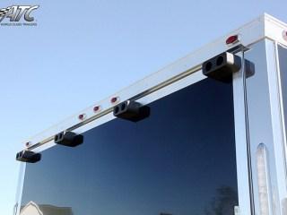 Custom Trailers, Car Hauler, Sport, Bumper Pull Race, ATC Quest CH305 Trailer