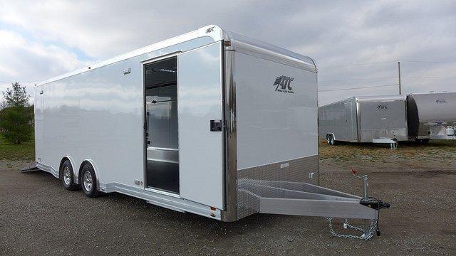 Inventory - Enclosed Car Hauler - ATC Quest CH305 8.5x24 Car Hauler