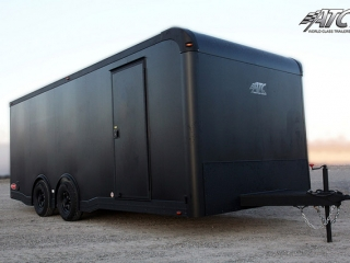 Custom Trailers, Car Hauler, Sport, Motorcycle,ATC, Quest, MC300, Aluminum
