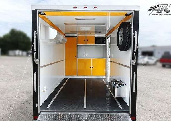 Motorcycle Trailers 6