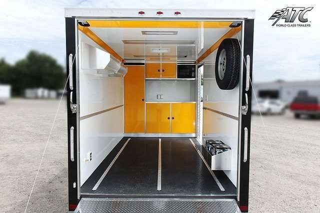 Custom Atc Aluminum Motorcycle Trailers Mo Great Dane