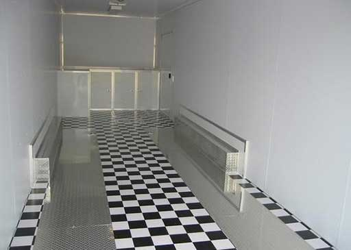 ATP Runners, Flooring, Custom Trailer Options