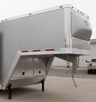 Aerodynamic Nose Cone, Gooseneck, 5th Wheel, Custom Trailer, Options