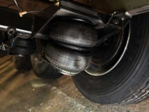 Air Ride Axles, Tires, Custom Trailer Options
