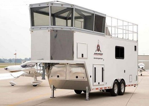 Emergency Management - Mobile Command - Air Support Control Tower