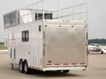 Custom Trailers, Emergency Management, Mobile Command, Air Support, Control Tower