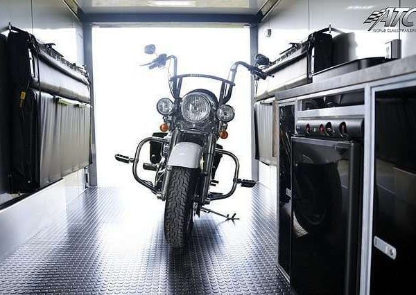 Motorcycle Trailers 2