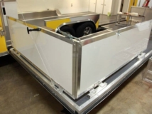 Aluminum Skin On Viewing Rail, Stage Options, Marketing Options, Custom Trailer, Options