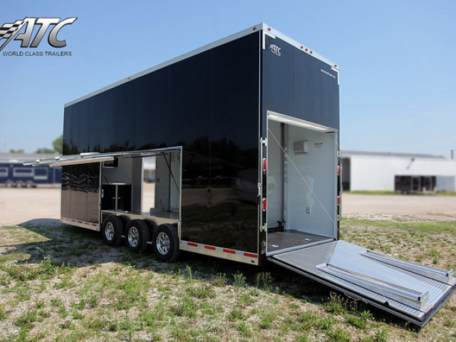 Custom Trailers, Car Hauler, Sport, Stacker,