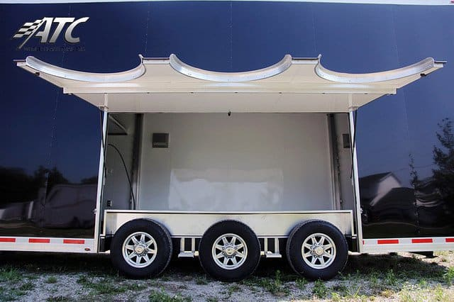 Custom Trailers, Car Hauler, Sport, Stacker,