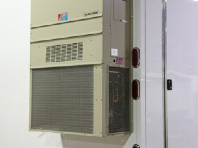 Bard, Heat and AC System, Heating System, Air Conditioning System, Custom Trailer, Options