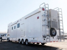 Custom Trailers, Emergency Management, Mobile Command, Beloit Police Incident
