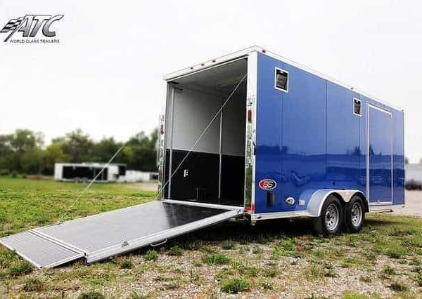 Motorcycle Trailers 7