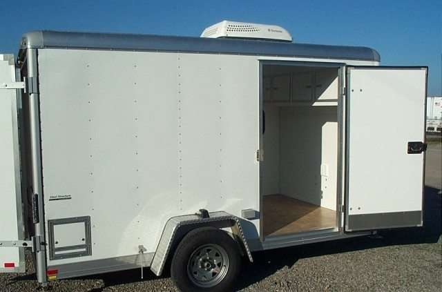 Broadcasting Communication Trailer