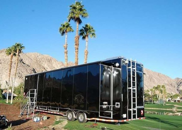 Broadcasting & Production Trailers