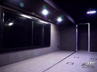 2012 Alum. Quest Gooseneck Car Hauler,Broadcasting Trailers, 40 ft TV Production Trailer