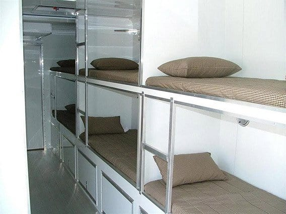 Bunk Beds, Furniture, Custom Trailer, Otions