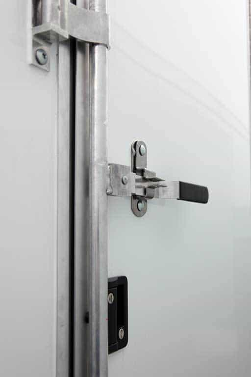 Cam Bar Lock, Door Accessories, Custom Trailer Options