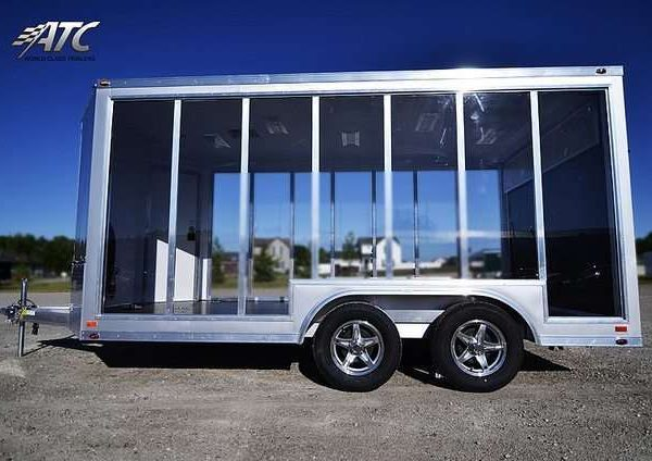 Motorcycle Trailers 8