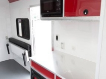 Command Kitchenette, Kitchen, Bath, Plumbing, Cutom Trailer, Options