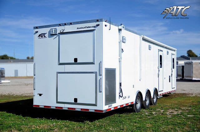 Custom Trailers, Emergency Management, Mobile Command. Post, Slideouts