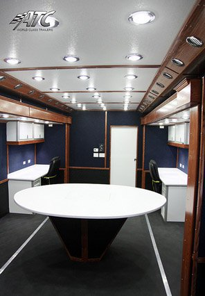 Custom Interiors, Interior, Walls, Ceiling, Custom Trailer, Options