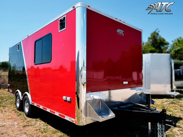 Custom Trailers, Office, Classroom, Job Site Office