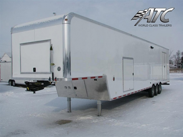 Custom Trailers, Simulation, Military