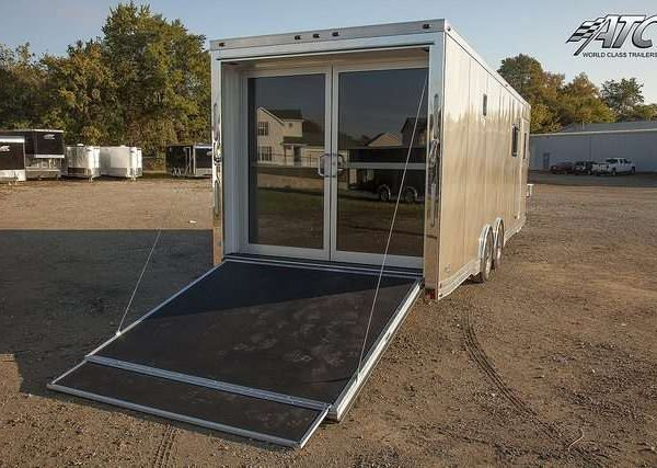 Motorcycle Trailers 9